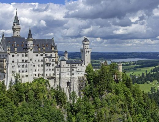 beautiful castles to visit in germany